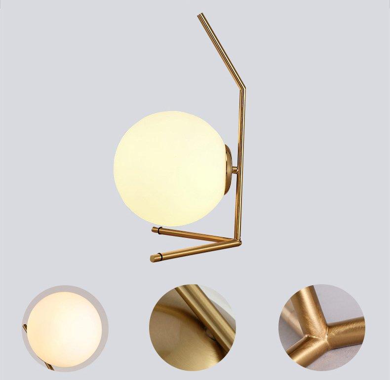 Đèn để bàn Full Moon - DB18